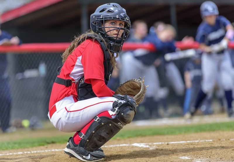 SOU softball Cortney Nolan