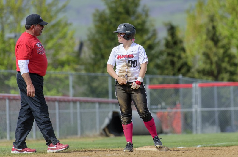 SOU softball Alyssa Fielding