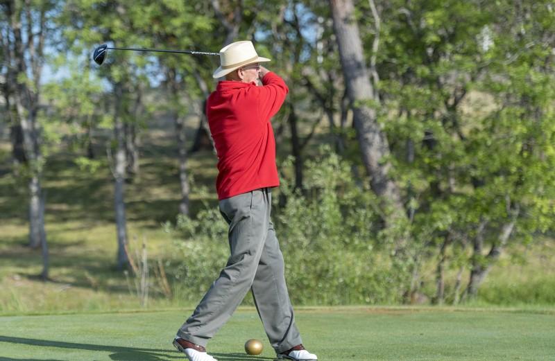 SOU raider red zone golf shootout bill seymour