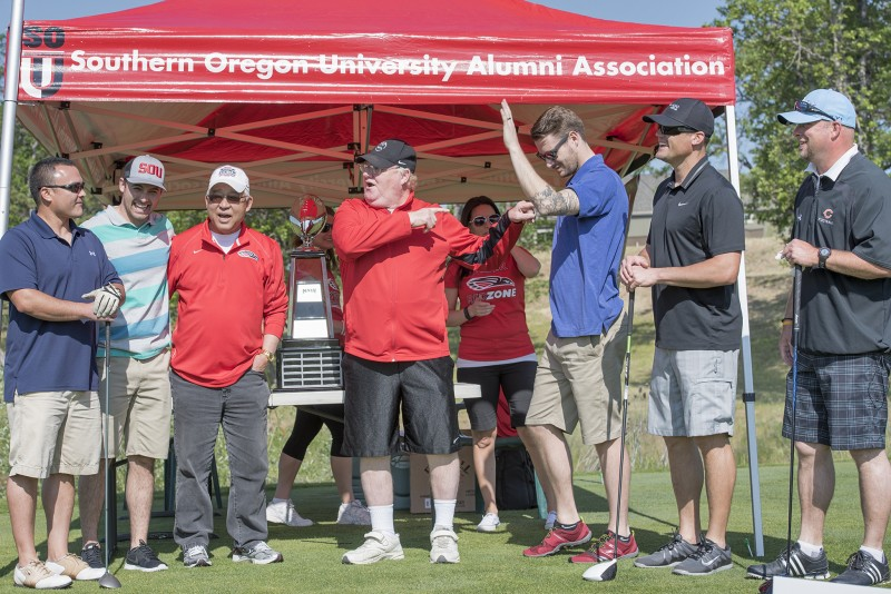 SOU raider red zone golf shootout