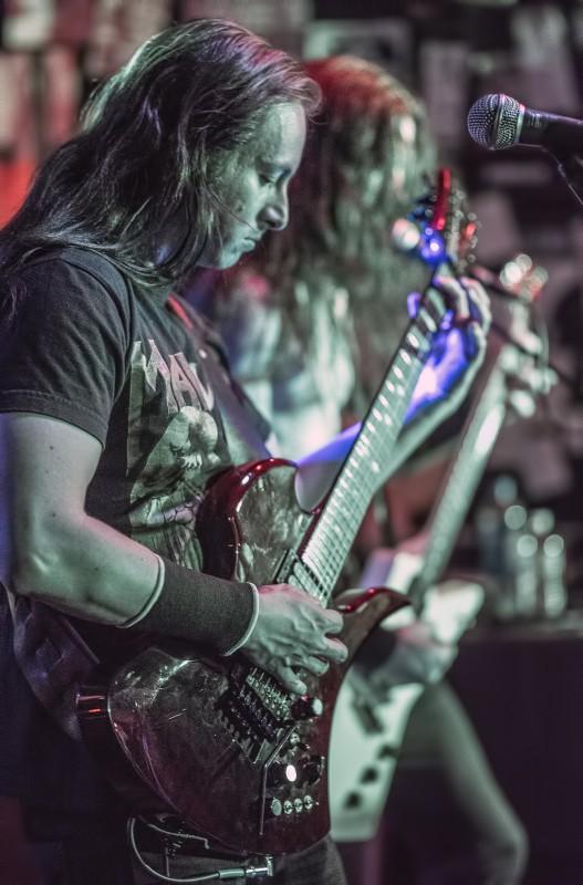 Weresquatch Musichead Alex Ponder