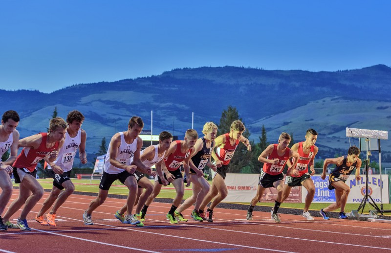 CCC track and field 10k