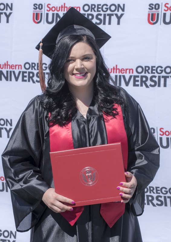 2015 sou commencement allison ford