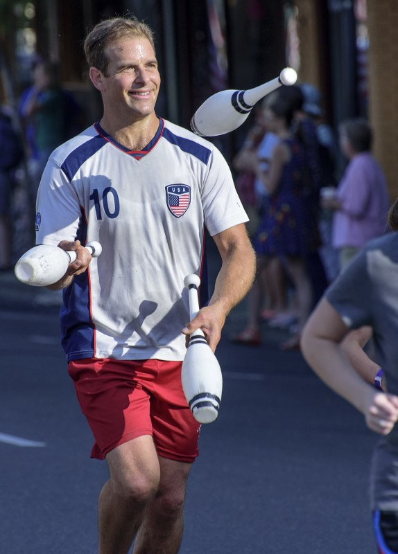 ashland 4th of july run juggler