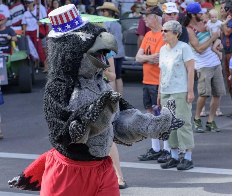 ashland 4th of july parade sou rocky