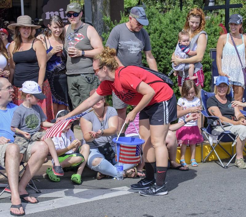 ashland 4th of july parade sou Jenni Rosenberg