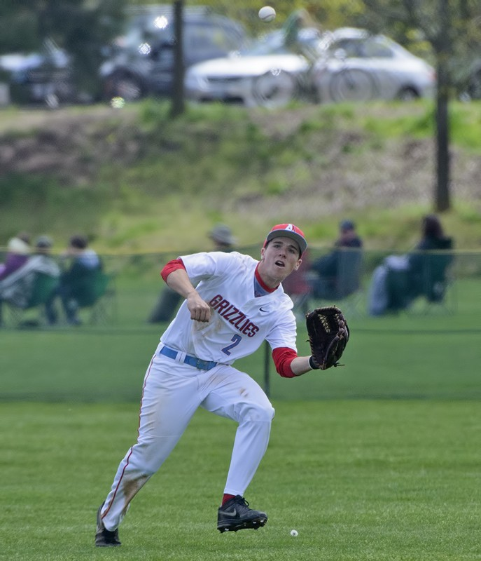 AHS Baseball Bryce Rogan