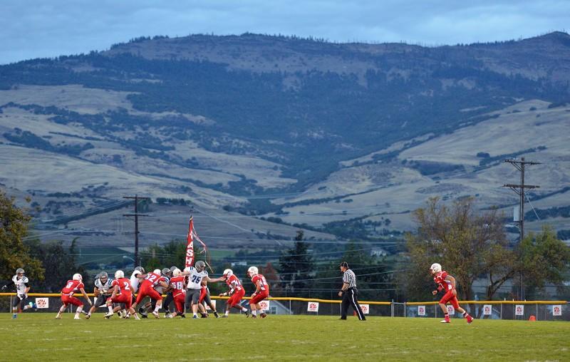 AHS football grizzly peak
