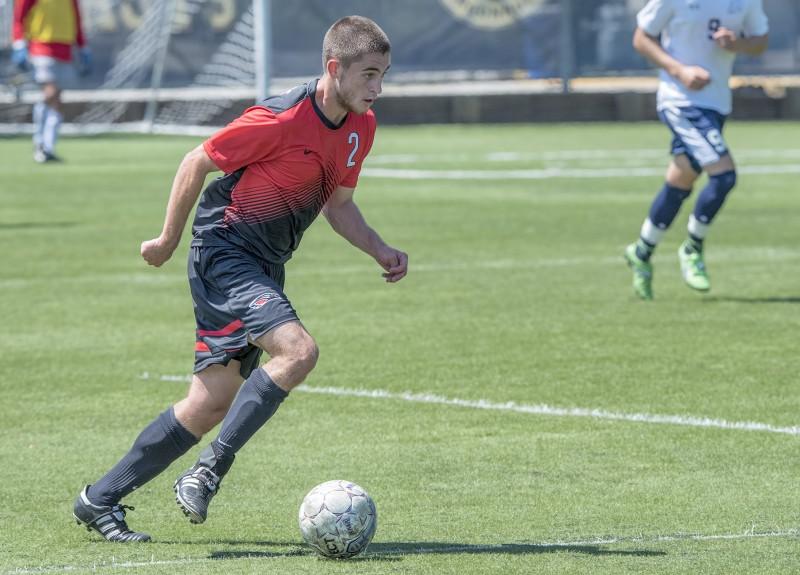 SOU Men's Soccer Brendan Allen