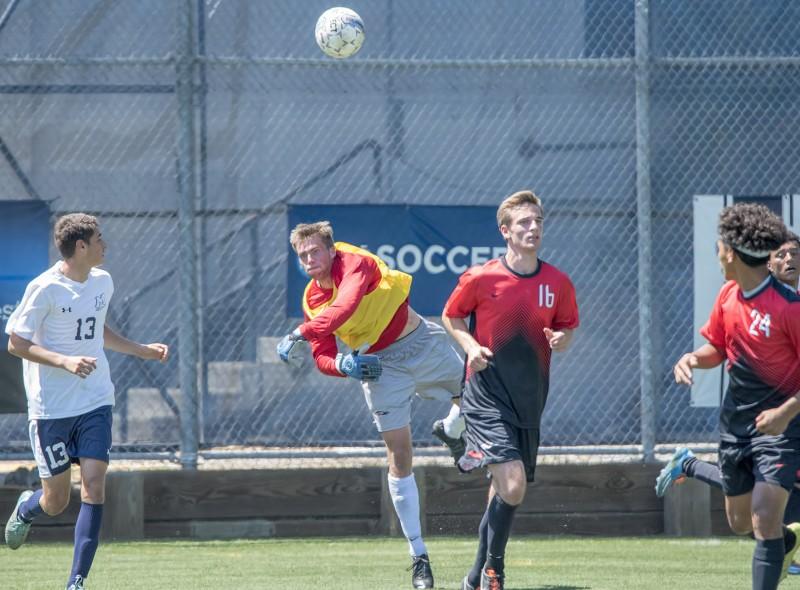 SOU Men's Soccer Tyler Luebbert