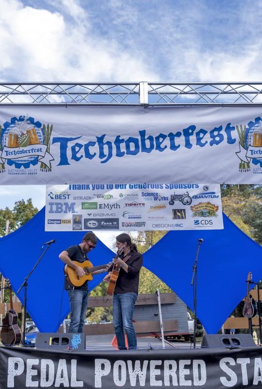 techtoberfest ashland armory fret drifters