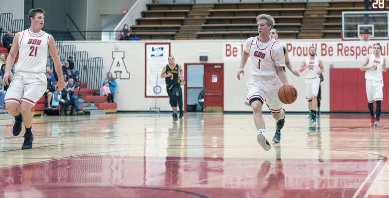 sou men's basketball kenny meyer