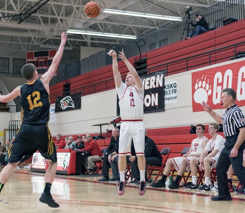sou men's basketball Alex Miller