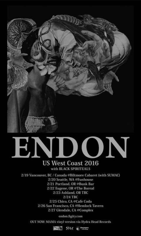 Endon and Black Spirituals