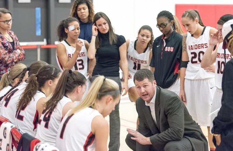 sou women's basketball Alex Carlson