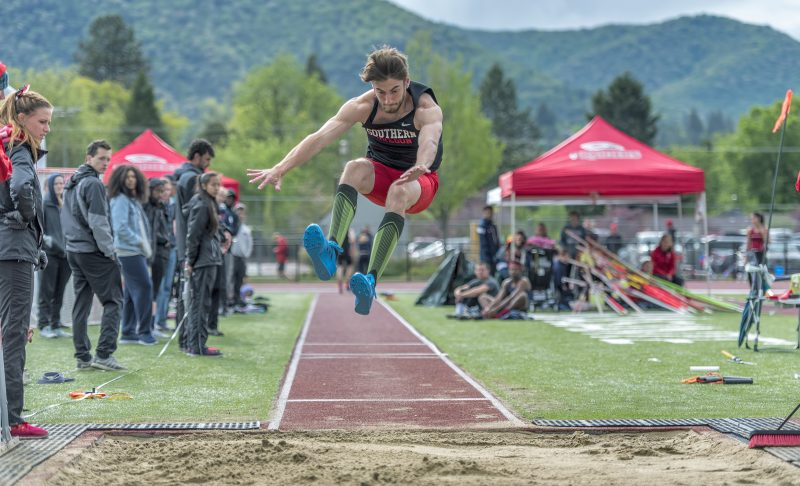 sou track and field zach beltz