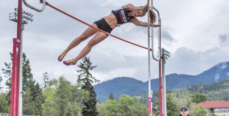 sou track and field sydney norvell