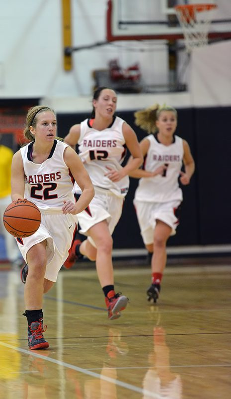SOU Women's Basketball Majerle Reeves