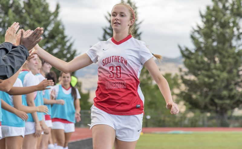 SOU women's soccer Megan Smith