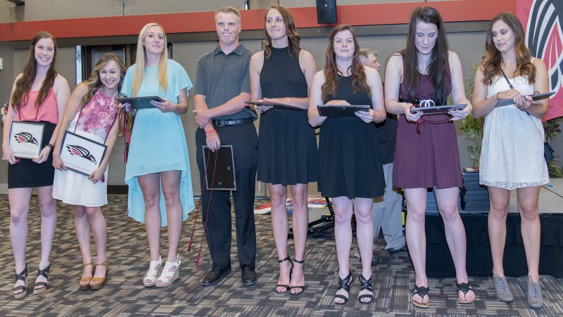 sou athletics sports awards seniors