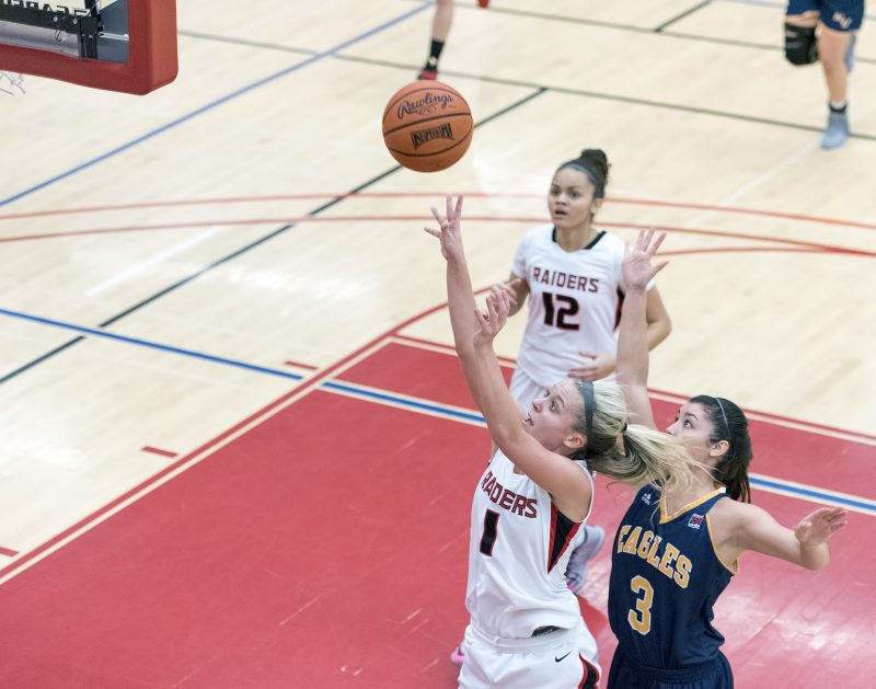 sou women's basketball demi sahlinger