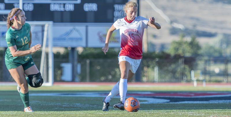 sou women's soccer Aislinn Waite