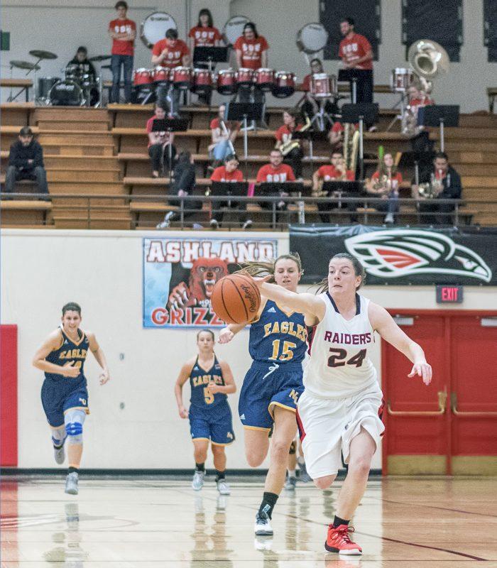 ashley claussen sou women's basketball band