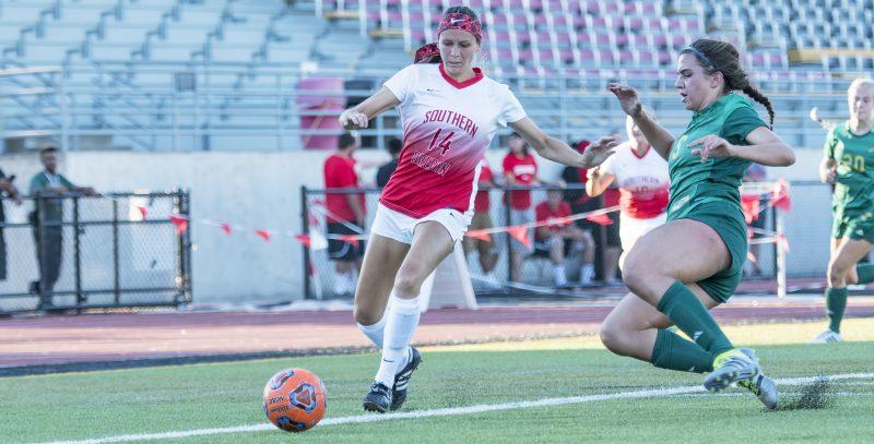 sou-womens-soccer-presley-lambert