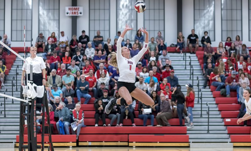 sou-volleyball-lauren-mcgowne
