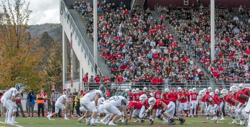 Montana Tech in Raider Stadium