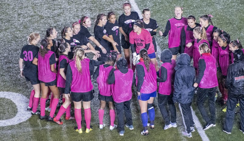 sou-womens-soccer-team