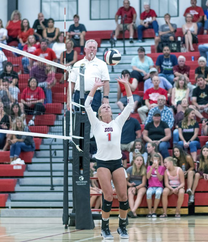 sou volleyball lauren mcgowne