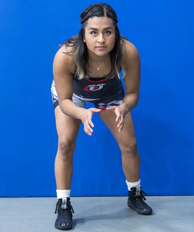 wrestling alejandra rodriguez