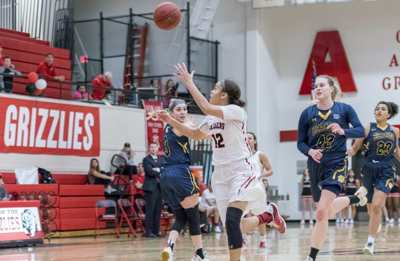 sou womens basketball sydney mullings