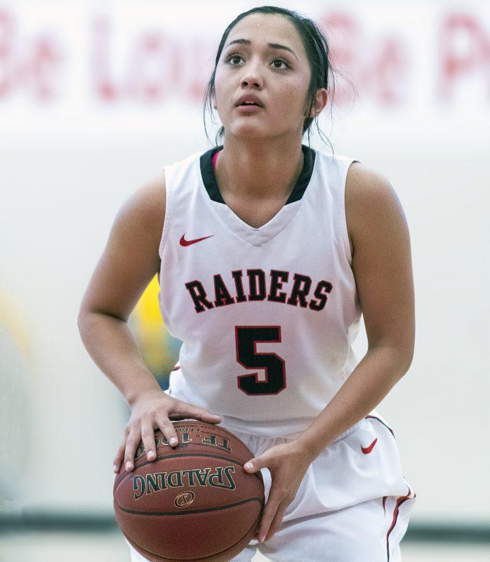 sou womens basketball Daranda Hinkey 5