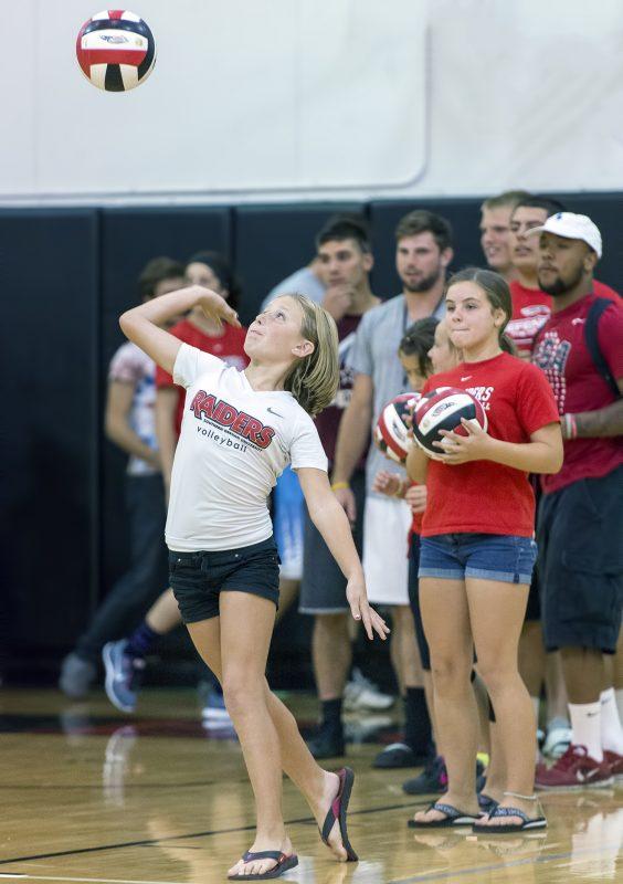 gabby heiken volleyball