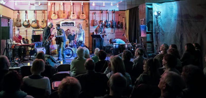 syrian refuge benefit concert hilltop music shop pevar inger