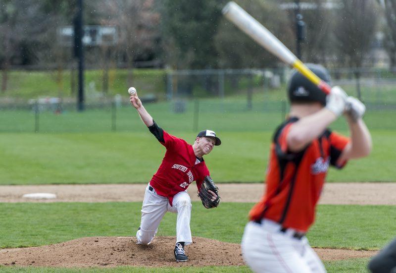 sou baseball Liam Aranson