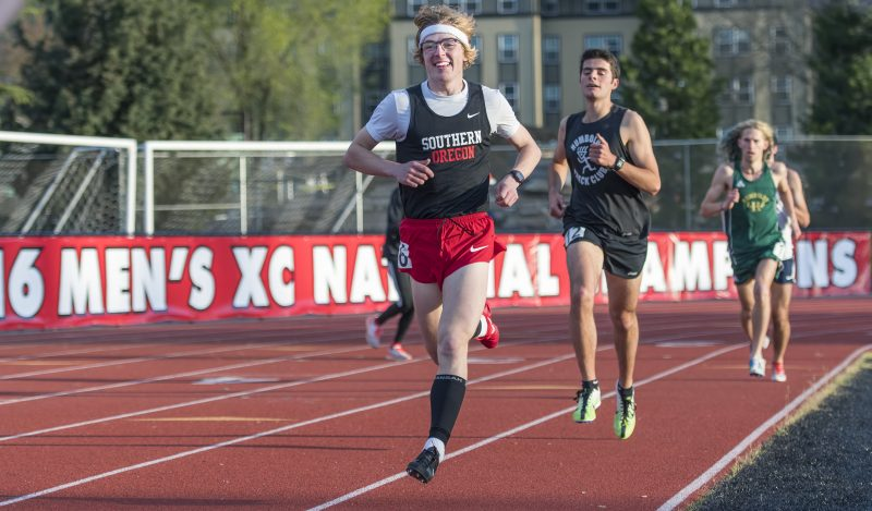sou track and field Tristan Carpenter