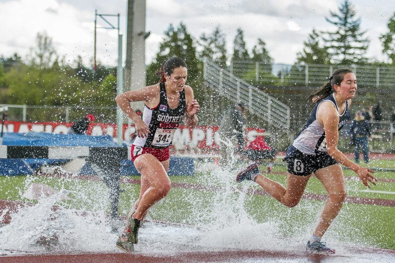 sou track and field marisa dorfani