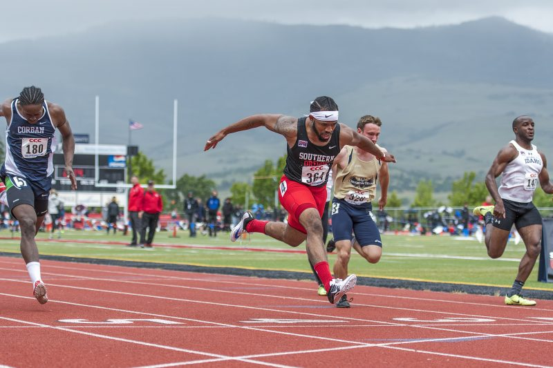 sou track and field eli chapman