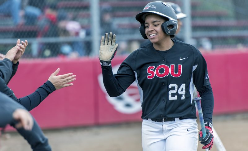 sou softball tiana brown