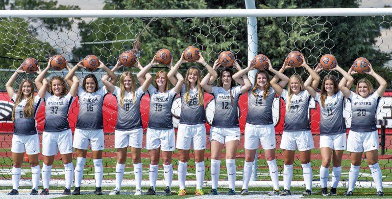 sou womens soccer team freshmen
