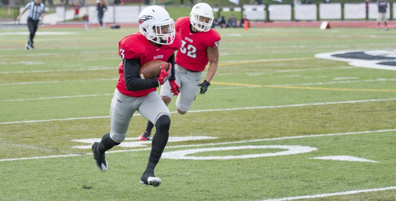 sou football aj cooper interception