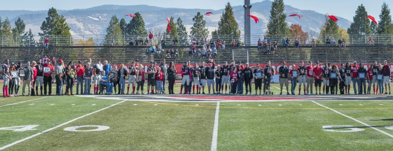 3-photo photomerge seniors sou football