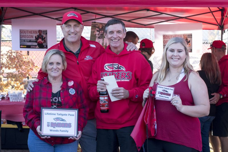 sou football sam woods family mike beagle