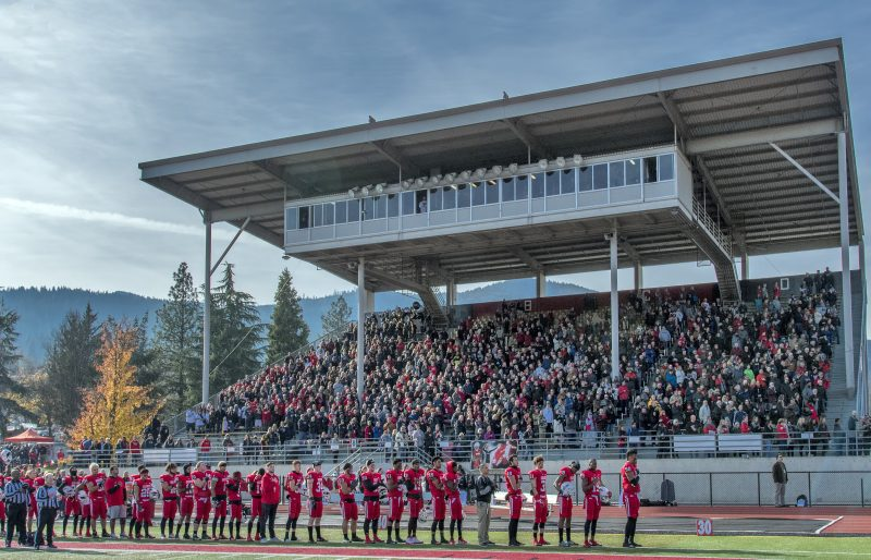 sou football raider stadium national anthem