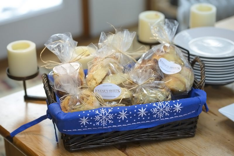 jolene 12-19-12 sticky buns scones