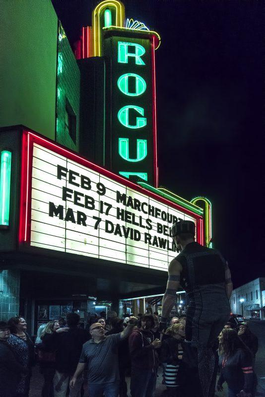 marchfourth rogue theatre