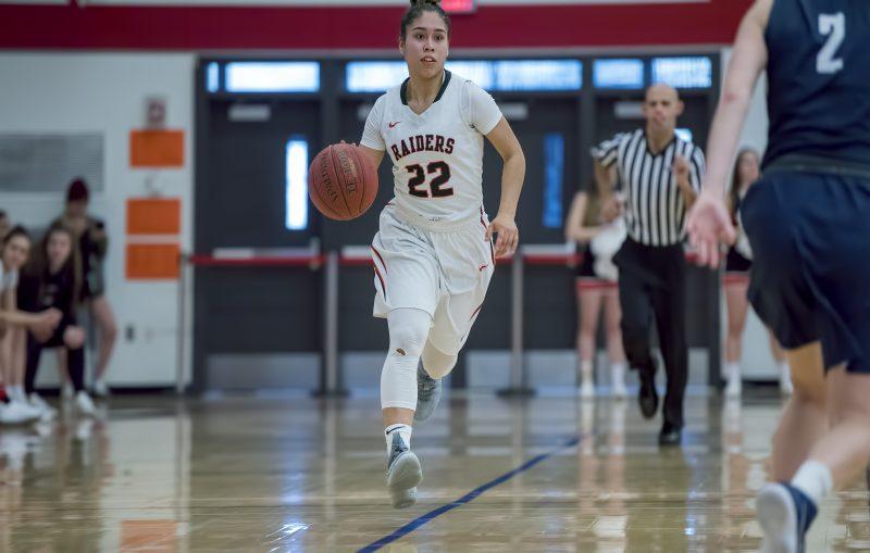 sou womens basketball Remi Mejia